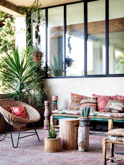 Bohemian Decorating Ideas by Une Maison Boh 232 Me 224 Marseillerock My Casbah