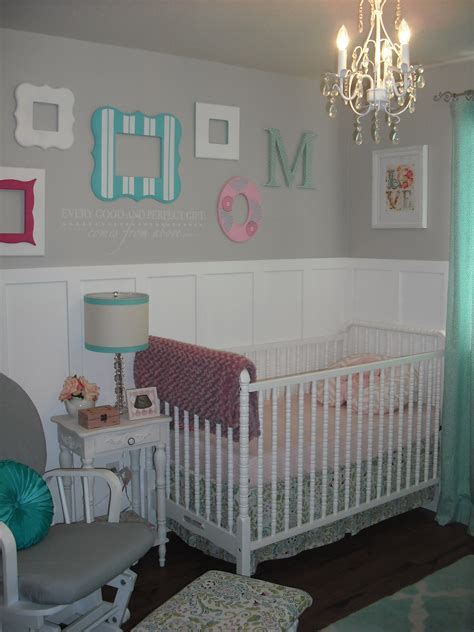 macies fabulously girly nursery project nursery