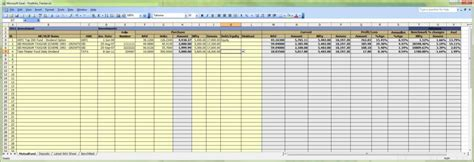 Rental Property Calculator Spreadsheet by Rental Property Spreadsheet Template Spreadsheet Templates