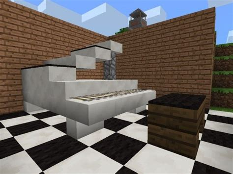 Living Room Design Minecraft Pe Awesome Minecraft Furniture Ideas That Will You Mind