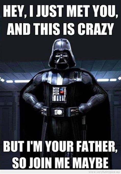 Vader Meme - 12 really funny star wars memes laugh with the force