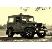 Mahindra Thar Price In India Of Car