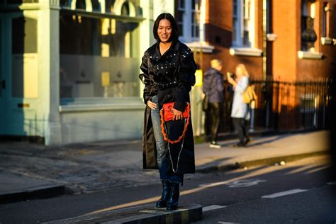 Lees At Topshop And At Fashion Week by The Best Of Lfw Style Autumn 2017 Fashion Show
