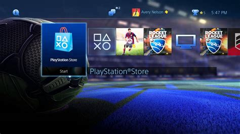 ps4 themes hd rocket league ps4 theme hd youtube
