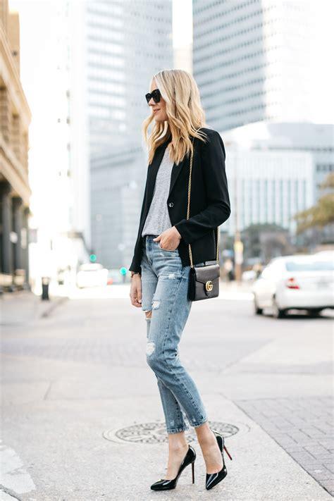 black blazers   fashion jackson