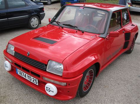 Renault Turbo 5 by Renault 5 Turbo