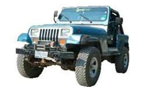 1996 Jeep Automatic Transmission Black Lift Kit For 1987 1996 Jeep Wrangler Yj
