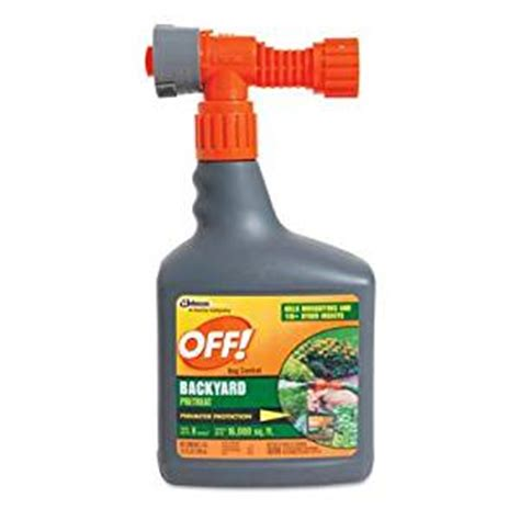 amazon com off mosquito killer and repellent mosquitoes 32 oz insect repellents patio