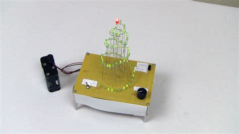 diy circuit projects tree o digital logic conclusion pyroelectro