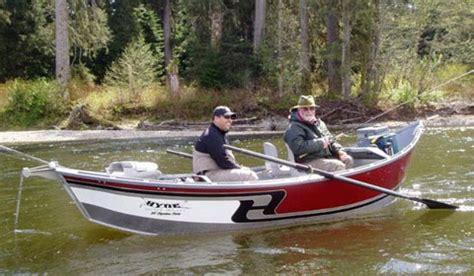 hyde drift boat reviews hyde signature series aluminum low profile custom boat reviews