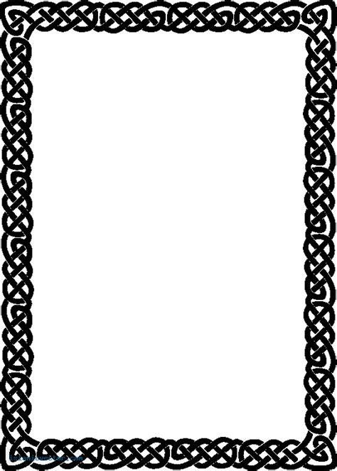 islamic pattern page border islamic border design cliparts co
