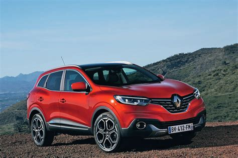 all new 2015 cars all new 2015 renault kadjar set for autumn release
