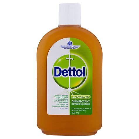 Detol Antiseptik buy dettol antiseptic solution 500ml at chemist