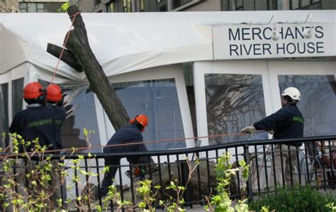 merchants river house bpc in clean up mode following damaging winds from storm tribeca trib online