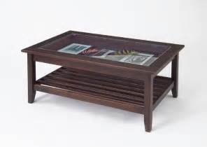Glass Top Coffee Table Plans Diy Glass Top Display Coffee Table Plans Plans Free