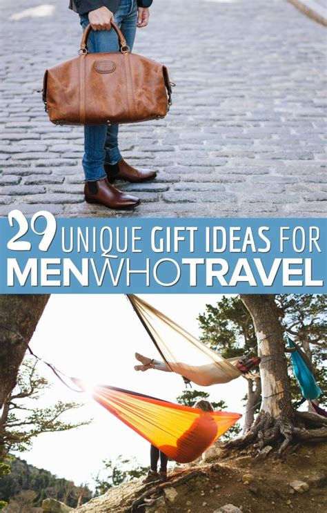 the best gifts for men who travel the travel sisters 29 best travel gifts for men great ideas travelfreak