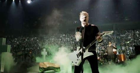Topi Trucker Band Metallica Through The Never metallica through the never dvd review impulse gamer