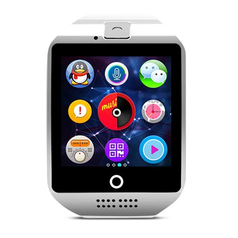 sim card for android phone bluetooth smart wrist gsm sim card phone for android samsung lg ios iphone ebay
