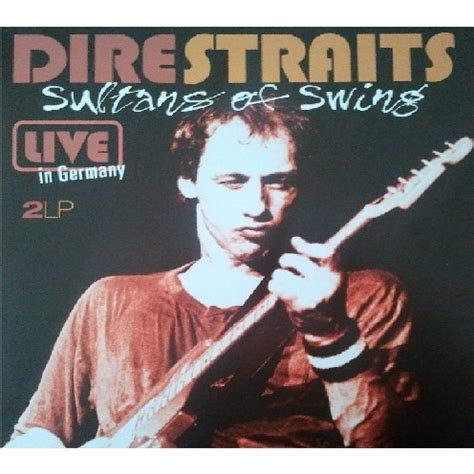 live swing dire straits sultans of swing live in germany lp x 2 for