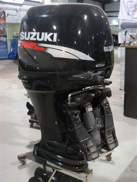 Suzuki Outboard Dealers Ontario Suzuki Df115atx 2008 Used Outboard For Sale In Ayr