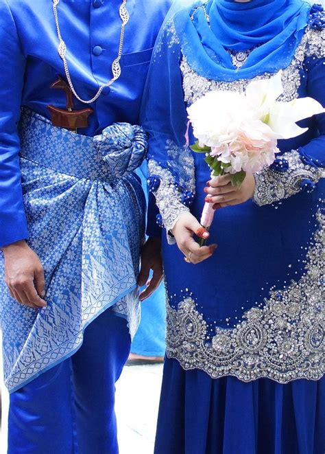 Baju Kahwin Navy Blue 17 best images about wed on colors beautiful and malaysia