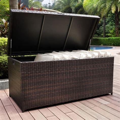 Corner Storage Bench 20 Smart Outdoor Storage Furniture Ideas Shelterness