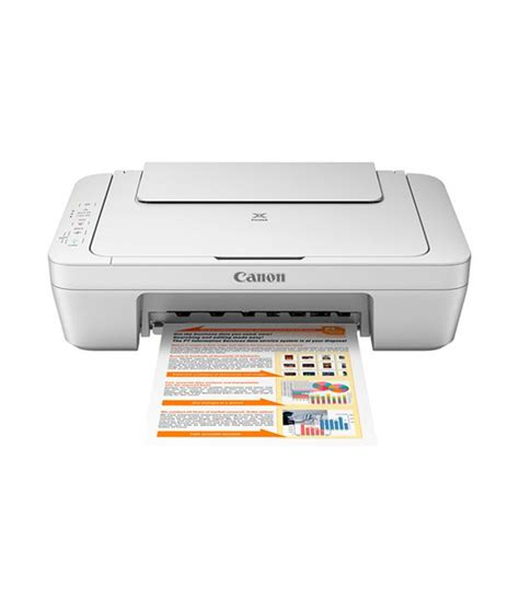 Printer Mg2570 buy canon pixma mg2570 printer at snapdeal offer price of rs 2722