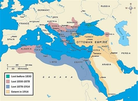 was the ottoman empire powerful in wwi quora