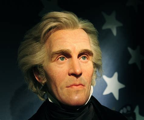 Andrew Jackson andrew jackson biography childhood achievements