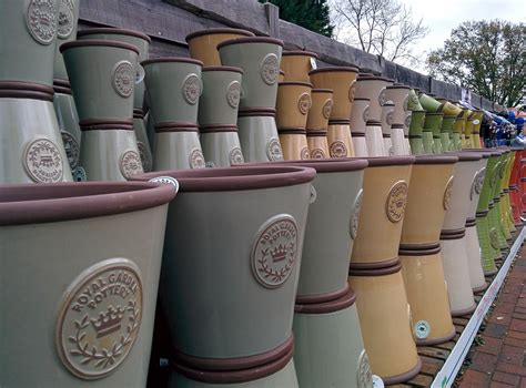 Proof Outdoor Planters by Woodlodge Royal Garden Pots Fairweathers
