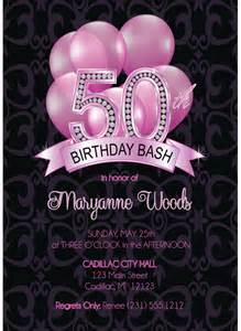 15 50th birthday invitations free psd ai vector eps