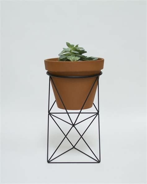 Plant Holder - octagon plant stand woodworking projects plans