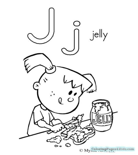letter j coloring page letter j coloring pages coloring pages for