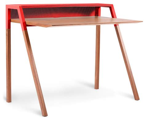 Cant Desk dot cant desk modern desks and hutches by dot