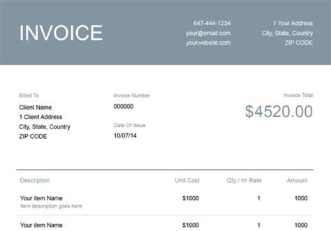 deposit invoice template   send  minutes
