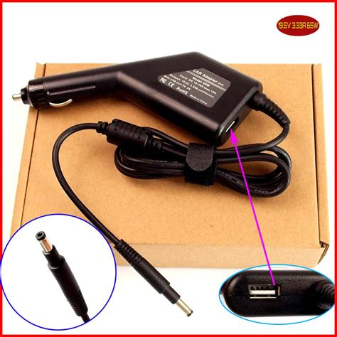 Battery Hp Envy 4 1013tx 4 1014tu Envy 4 1009tu 4 1025tu 4 1112tx Se 19 5v 3 33a 65w laptop car dc adapter charger usb 5v 2a