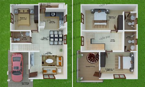 Vastu Floor Plans by