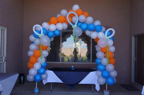Baby Shower Balloon Arch by Baby Shower Balloon Arch Baby Shower Stuff