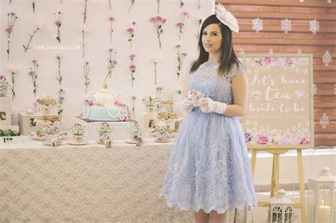 What To Wear To An Afternoon Bridal Shower kara s ideas afternoon tea bridal shower kara s