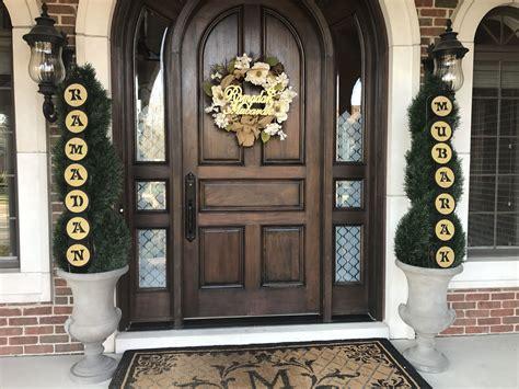 front door ramadan set   elegant  classy