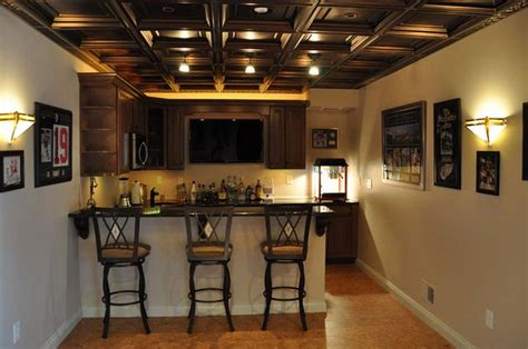 low ceilings old home no problem content in a cottage basement makeover ideas diy projects craft ideas how to