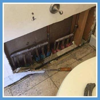 sewage backup in bathtub bathroom sewage backup water restoration pros of tallahassee