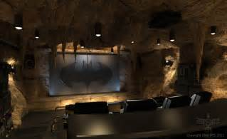 Batman amp pirates themed home movie theaters