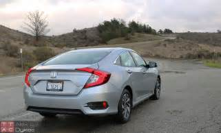 2016 honda civic ex exterior the about cars