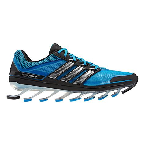 Shoes Sport Adidas Springblade Hitam Putih Shoes Casual Pria mens adidas springblade running shoe at road runner sports
