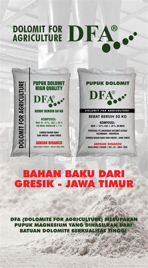 Pupuk Dolomit Untuk Tanah Gambut product pt anugerah dolomit lestari