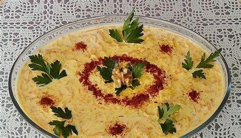 yemek oktay usta meze tarifleri 5 yoğurtlu meze tarifleri oktay usta
