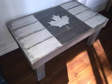 Rustic Pallet Coffee Table Rustic Flag Pallet Coffee Table 1001 Pallets