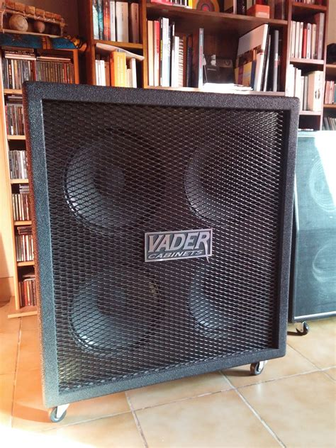 Vader Cabinets vader cabinets vc412bk image 1491425 audiofanzine