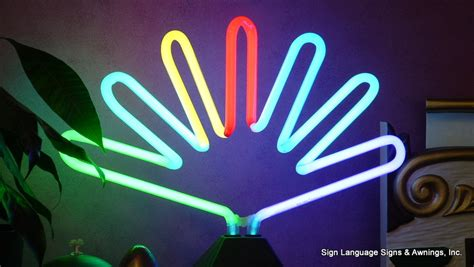 eugene sign and awning neon window signs sign language signs awnings inc